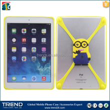 New fashion design for ipad universal silicon case
