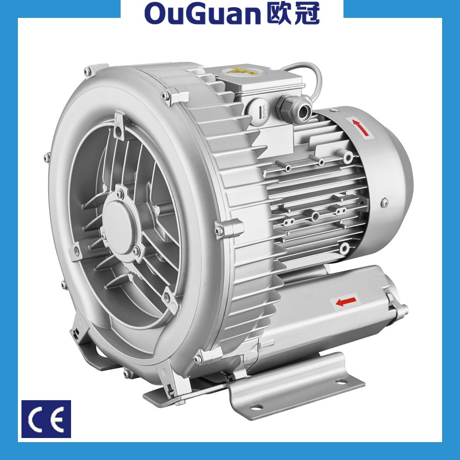 High Pressure Vacuum Packaging System Suction Blower