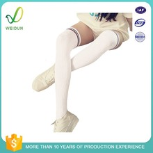 Custom Thigh High Sports Socks with Logo