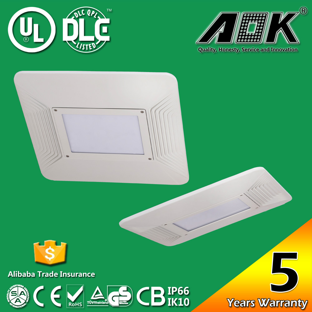 UL CE Rohs certificate meanwell driver 120W gas station light pvp games pvp pocket pvp station light