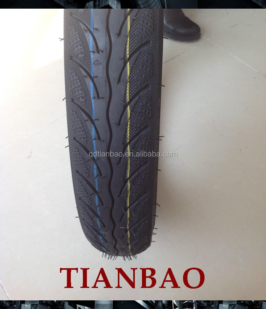 tubeless tire 70/90-17 from chinese tianbao factory with good price