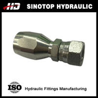 Manufacturer of Parker Standard R2 / R5 Hydraulic Reusable Hose Fittings