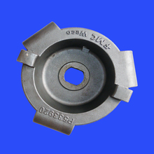 Customized sand Casting Services GG25 GG30 Grey Iron Cast Mechanical Parts