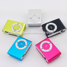 Wholesales best cheap mini clip mp3 player with display screen
