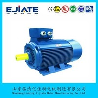 Y2 series 110kw electric cast iron housing motors
