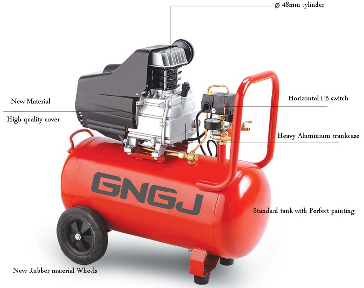 fine quality oil piston type price refrigerator compressor 24L with CE and GS