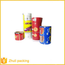 stock packing foil film laminated for food machine packings