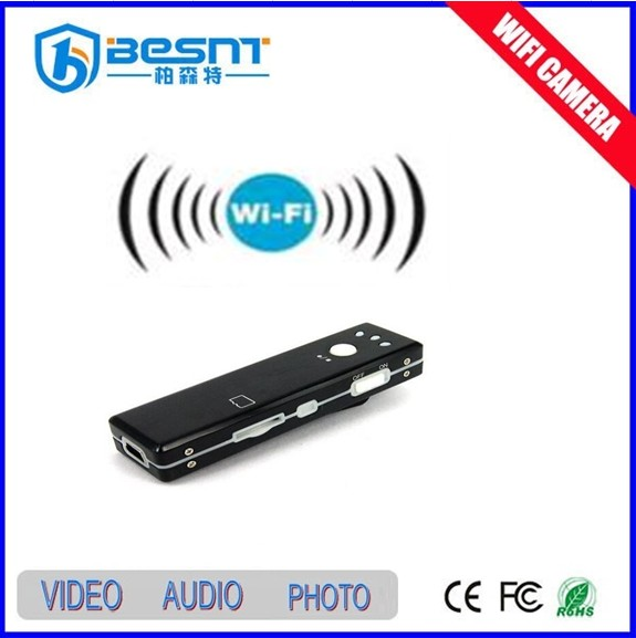 Latest Chewing gum wifi camera video recording hidden camera p2p BS-722W