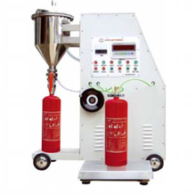 Automatic Equipment ABC Dry Powder Fire Extinguisher Refilling Machine