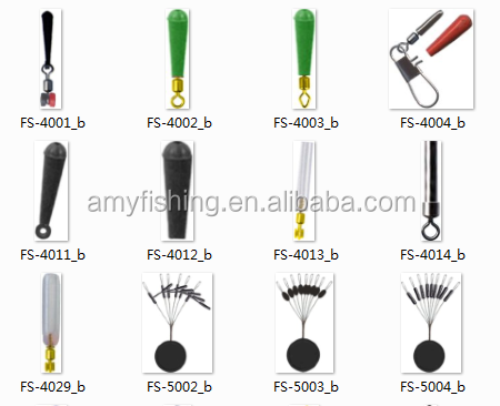 Fishing Tackle,Rubber Float Stopper And Float Seat