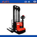1.2 ton straddle electric stacker lifting height 4.5m