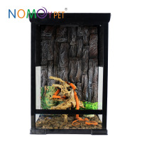 Nomo 2016 Fashion high Quality New Design reptile pet crate terrarium reptile