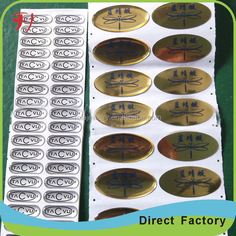 epoxy dome fashion promotion pvc stickers for children school label design printing adhesive name cartoon label