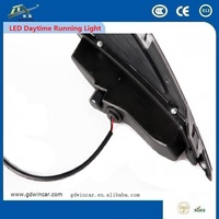 7 Inch Round Led Driving Light Headlight With Halo For Volvo Xc60 2009 - 2013