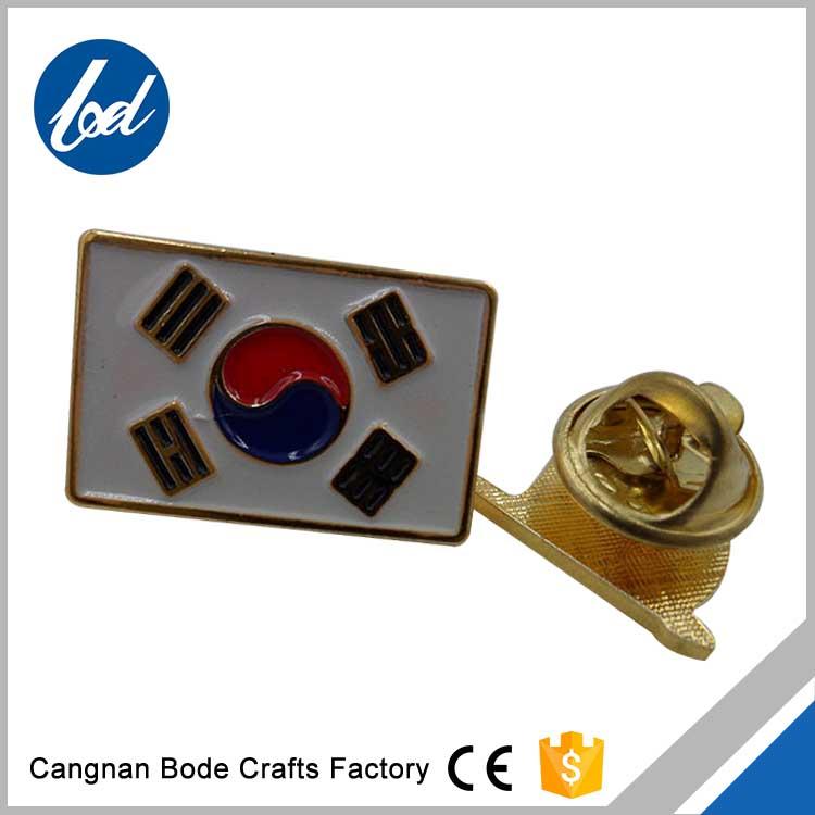 Personalizado magnético alfinete de lapela maçônica, broche de pino de segurança
