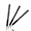 Hot Active capacitive Touch Screen Stylus Pen With 360 Degree Rotation Disc Replaceable Drawing pen for iphon8/ipad/samsung