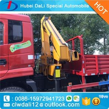 6Ton/8Ton/10Ton/12Ton 10 ton truck mounted crane with knuckle boom,special crane truck