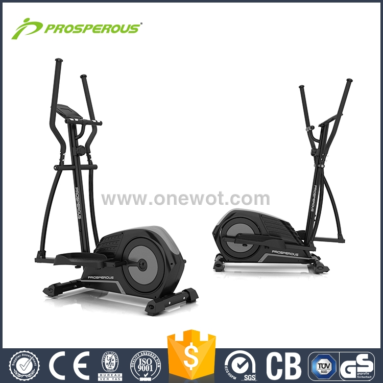 The PROSPEROUS commercial home workout equipment elliptical cross trainer 8 program crane elliptical trainer stepper bicycle
