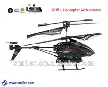 3.5CH RC i-Helicopter with Camera and SD Card for iPhone/iPad/iTouch