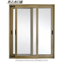 Shanghai Huazhijie Broken-bridge aluminum 70 series sliding window