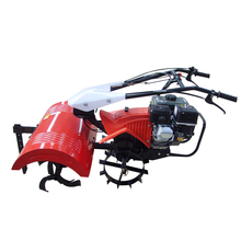 177 F/P 5.5kw Small Rototiller Single Row Plow China Garden Machinery cultivate