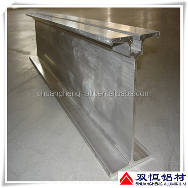 extruded alloy 6000 series formwork aluminium beams