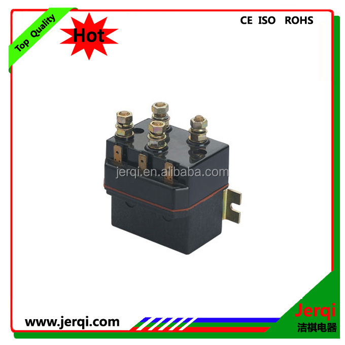 200A 12V 24V DC contactor for truck electrical winch electrical vehicle and battery