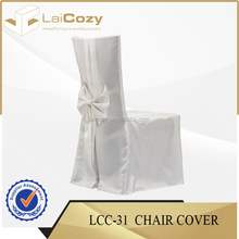 Banqueting chair cover/ banquet fabric chair skirting/wedding chair covers