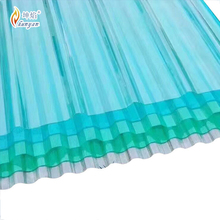 10-year warranty free sample 4x8 clear corrugated plastic roofing sheets plastic