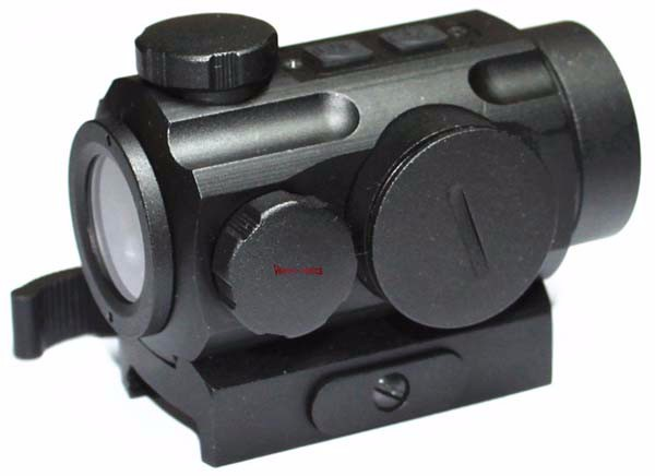 Vector Optics Torrent 1x20 Tactical Red Dot Reflex Sight Scope w/ QD Quick Release Mount