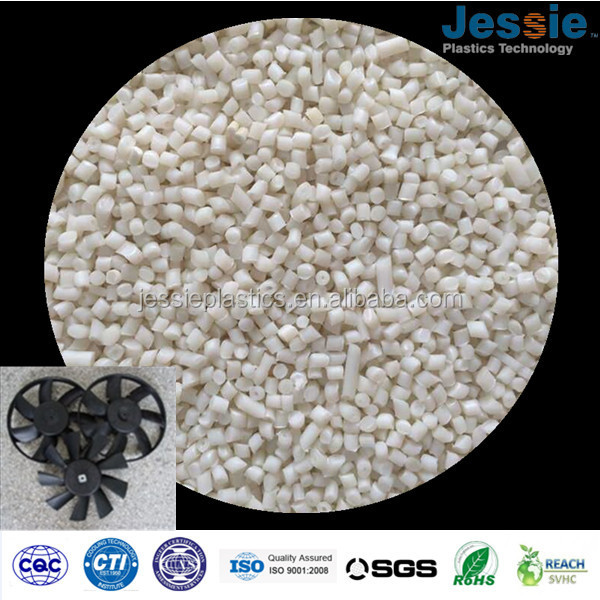 Enginneering plastic nylon glass fiber filled PA66 raw material pa66 recycling