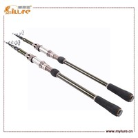 Weihai Top-end Telescopic Rod Carbon Fiber Fishing Rods And Pole