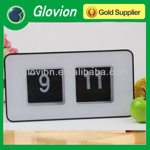 flip clock mechanism flip alarm clock mechanical flip clock