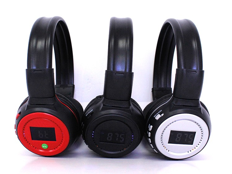 Promotional best colors silent disco party bluetooth headphone