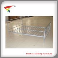 Super Quality Standard European Size metal bed frame