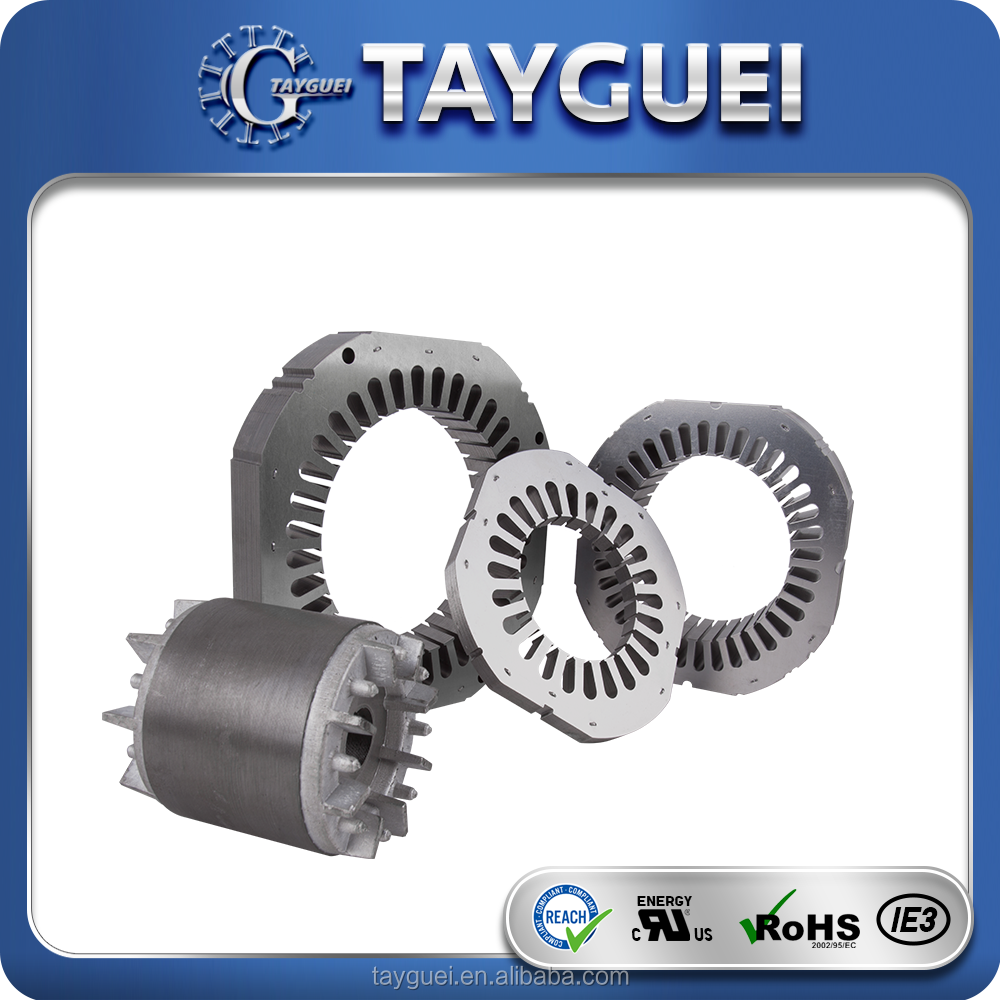 11 HP stator and rotor for plastering machine