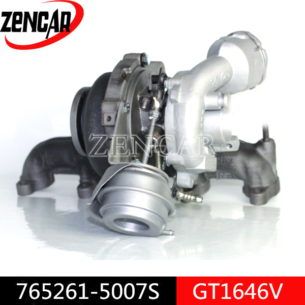 K18 material Jetta turbocharger for turbocharger 765261-5007S 1102016901