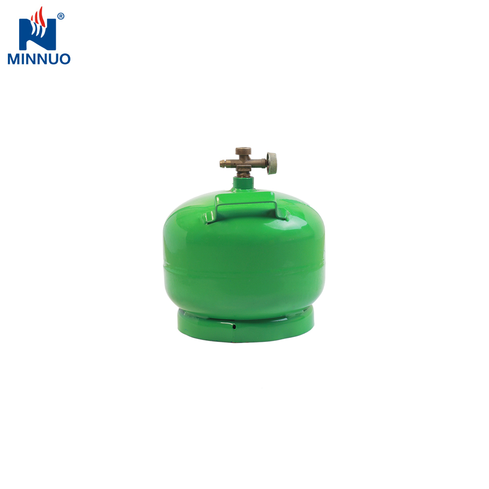 2 kg good price small lpg gas <strong>cylinder</strong>