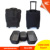 China Supplier Nylon Beauty Trolley Makeup Artist Case Hair Stylist Beauty case