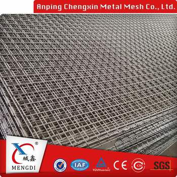 low price concrete reinforcing steel galvanized welded wire mesh