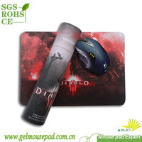 ROHS REACH High quality gaming mouse pad/custom game mats with ISO SGS Factory Audit