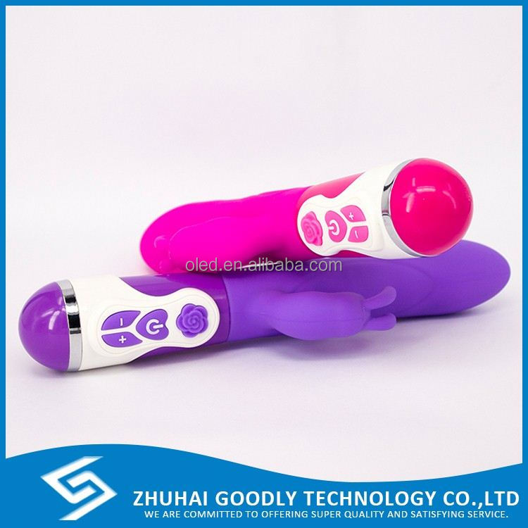 2016 New design Silicone Electric Multispeed adult toy products for women penis vagina sex toy rabbit vibrator dildos