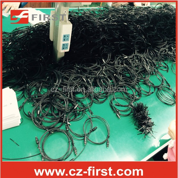 Outer diameter 2.2mm fiber optic cable cheap price factory