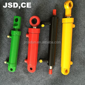 tie rod hydraulic cylinder for agricultural machinery