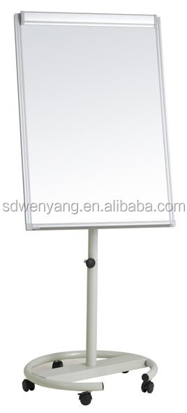 Office School Supplies Adjustable Movable Whiteboard