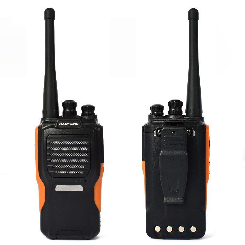 16 Channel VHF or UHF Baofeng Two Way Radio Receiver BF-658