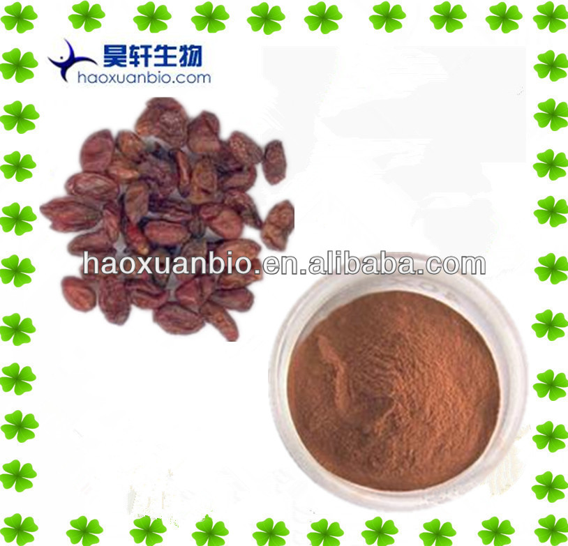 Chinese Dogwood Fruit Extract/evodiamine 40% 60% 90%