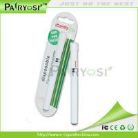 Pairyosi 500 puffs disposable diamond end e-cigrett, electronic hookah e cig flavors