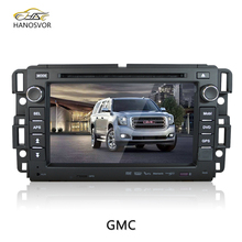 double din car stereo touch screen car radio gps for gmc yukon