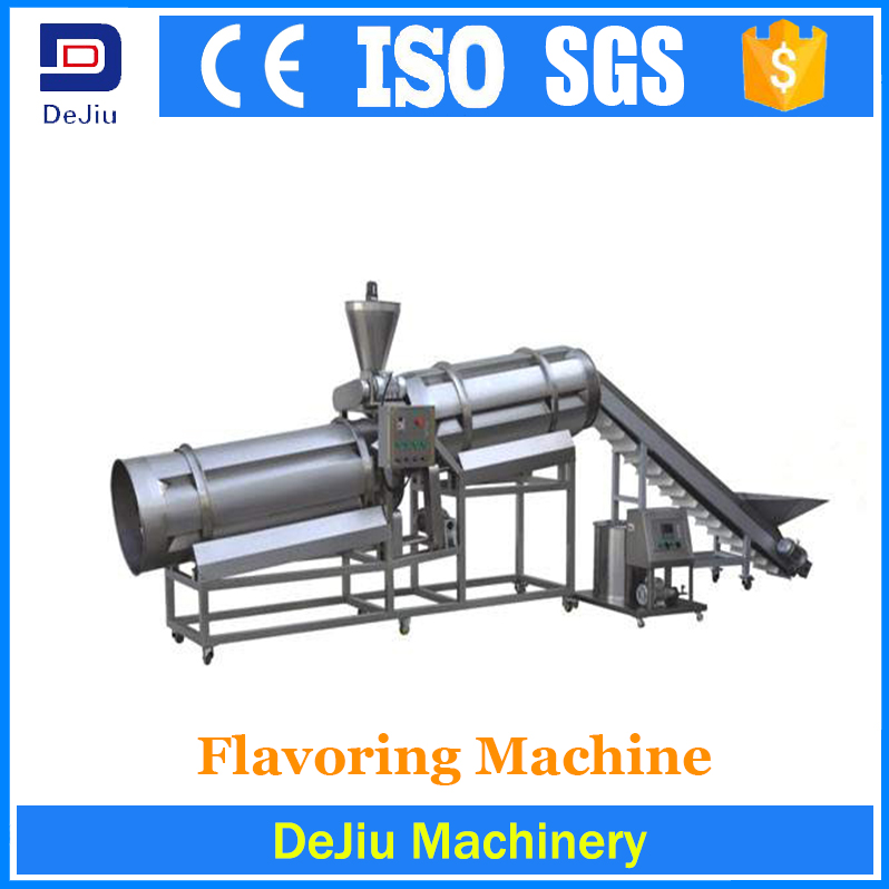 High quality corn flakes machine/processing line/automatic healthy breakfast corn flakes production line